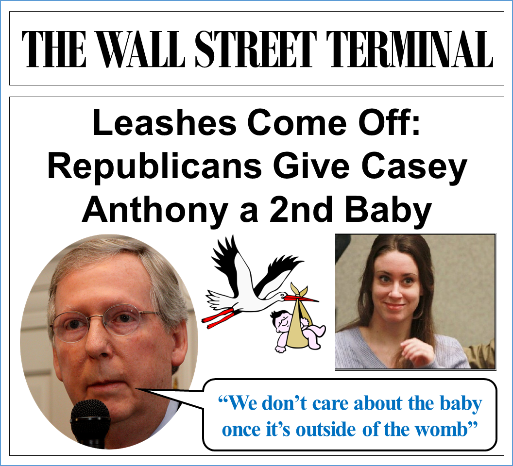 Republicans Give Casey Anthony a Baby